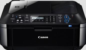 DRIVER: CANON MX410 SCAN