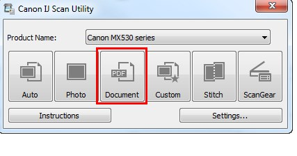 Download Uninstall Canon IJ Network Scan Utility