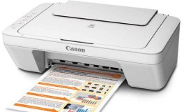 Canon Pixma MG2520 Software