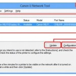 Canon IJ Network Tool Ver.4.7.0a
