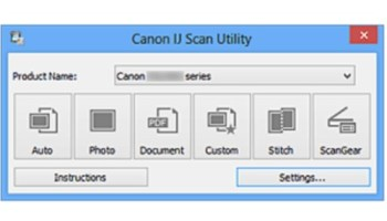 IJ Scan Utility Download Windows 10 | Canon IJ Network Setup