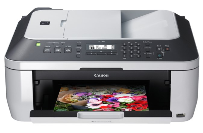 Canon PIXMA MX320 CUPS Printer Drivers