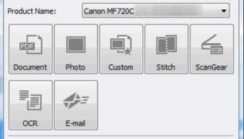 Canon Mf Scan Utility Windows 10 | Canon Software