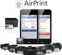 Canon Apple AirPrint Support