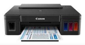 Canon PIXMA G1110 Drivers Download