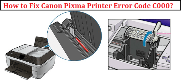 Canon Printer Error Code c000