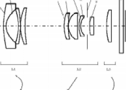 Canon Files Patent For Two 4/3 Lens