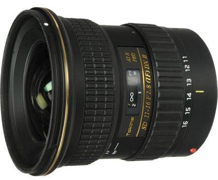 Tokina 11-16mm F/2.8 ATX Pro DX II