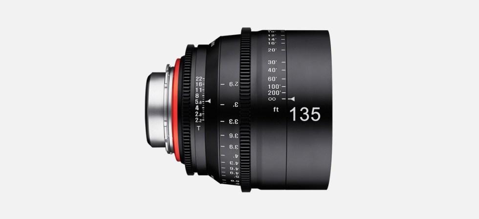 Xeen 135mm T/2.2
