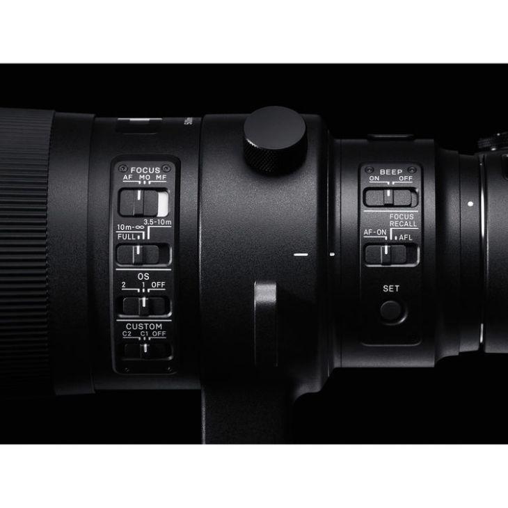 Sigma 500mm