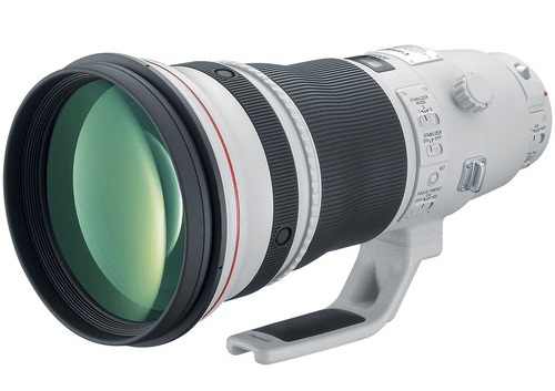 Canon EF 400mm f/2.8L IS II
