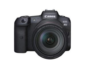Canon EOS R5 review