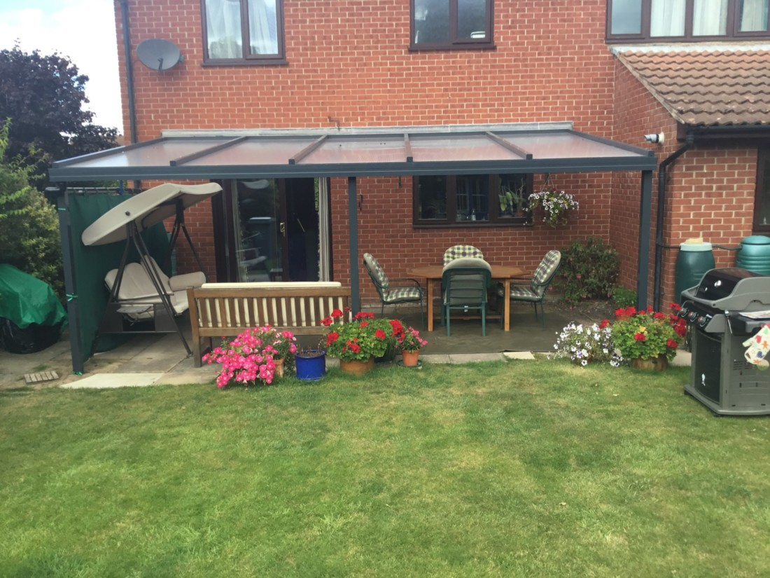 garden verandas canoports uk supply