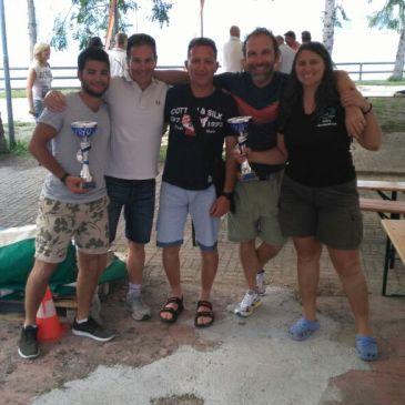 Vela: Zonale Laser Lago Di S.Croce 18/06/2017