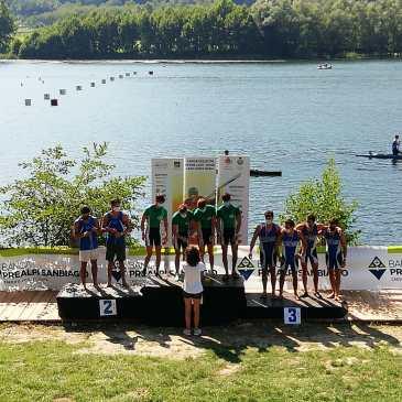 Grandi vittorie per gli atleti della canoa