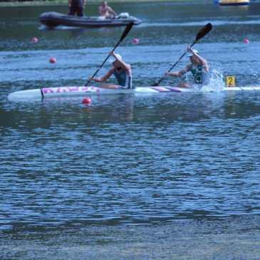 Successi per la canoa a Revine al campionato regionale veneto