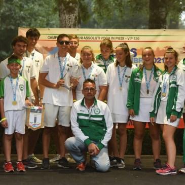 Canottieri Mestre campionessa italiana
