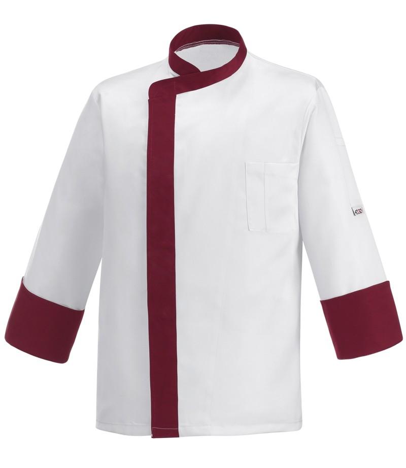 chaqueta-de-cocina-unisex-egochef-108014-bordeaux-band