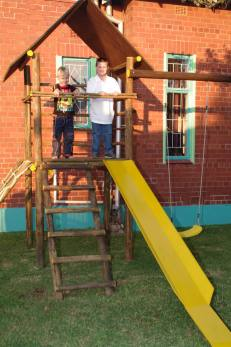 CANSA Paediatric Oncology Ward - Polokwane 13