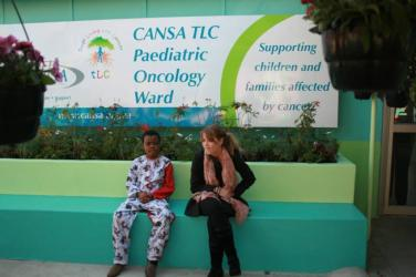 CANSA Paediatric Oncology Ward - Polokwane 26