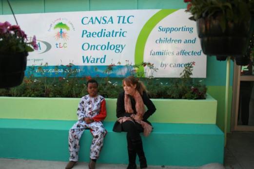 CANSA Paediatric Oncology Ward - Polokwane 26