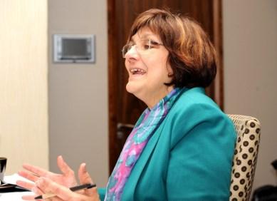 Sue Janse Van Rensburg, CANSA CEO.