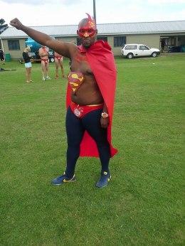 Superman in George