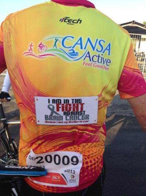 CANSA Active Raising Awareness