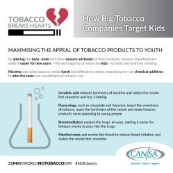Tobacco Companies Target Youth