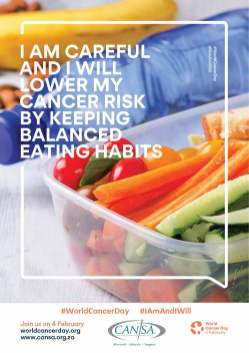 03 CANSA WCD Balanced eating habits