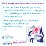 KANSA Servikale Kanker Veldtog info 04