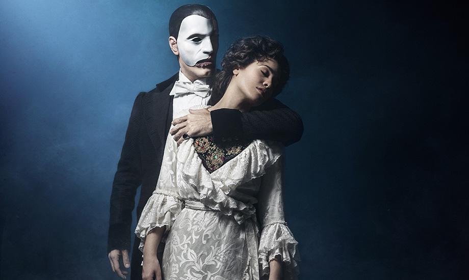 Christine e o Fantasma Da ópera