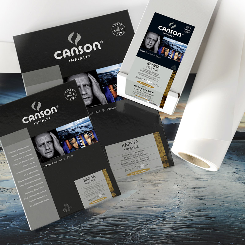 Canson Infinity Baryta Prestige