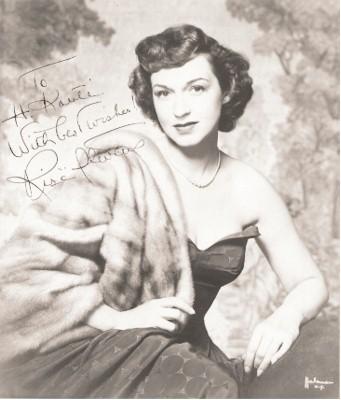 Image result for Rise Stevens 1939
