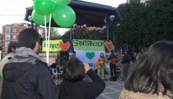 Contra el cambio climático, Santander 29 de noviembre
