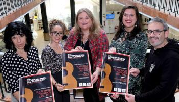 El flamenco invadirá el viernes la Plaza del Ayuntamiento con la celebración de una coreografía multitudinaria