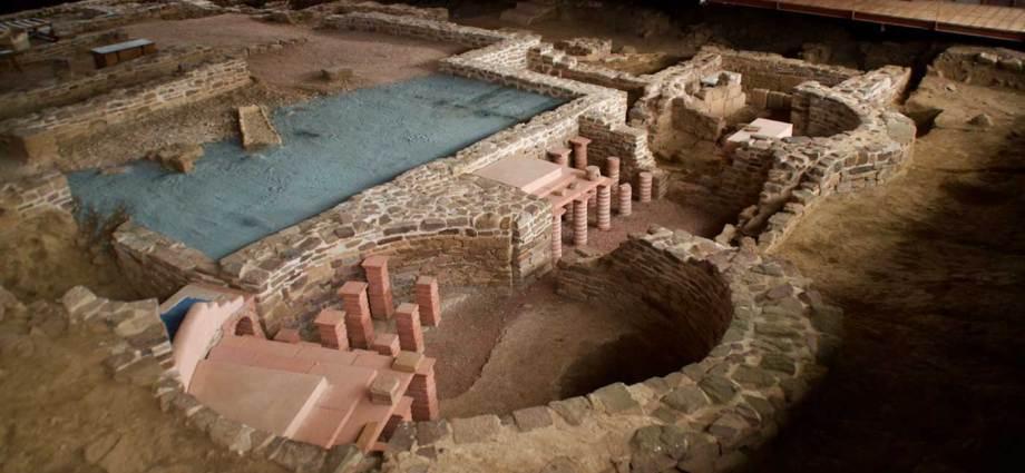 Domus romana Camesa-Rebolledo