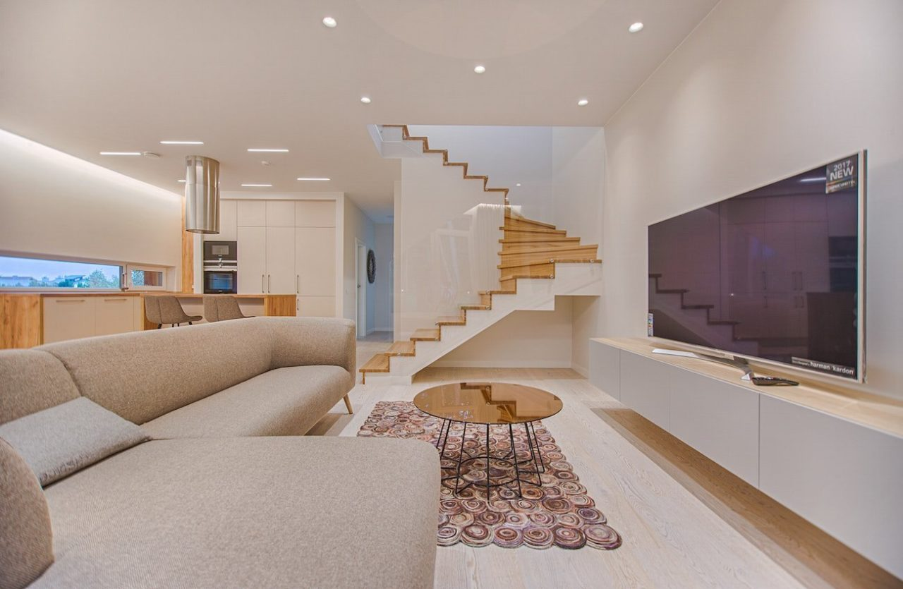 indoor staircase lighting ideas tips