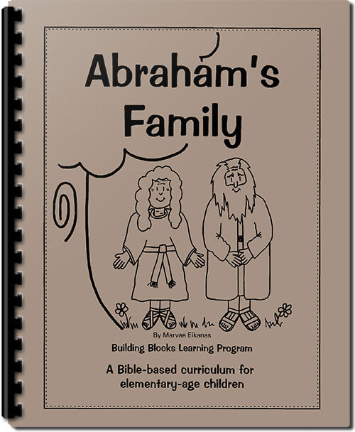 abraham and family # 46