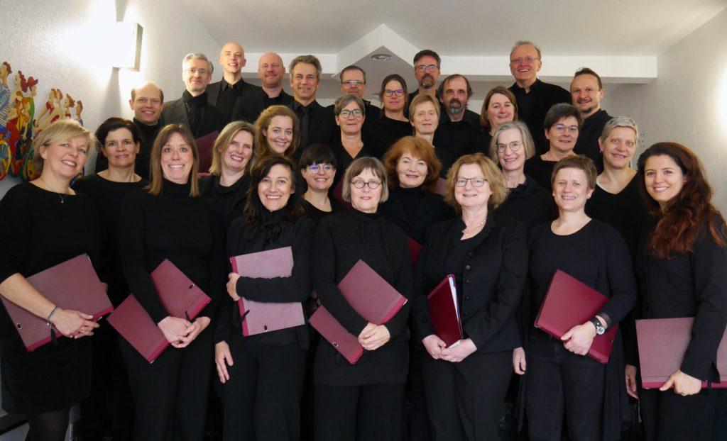 Kammerchor Cantamo Köln - Gruppenfoto
