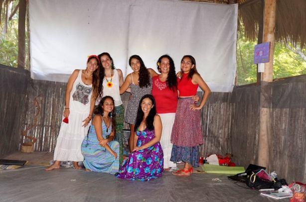 "Retiro ""Renace la Mujer Sagrada"" - Playa del Carmen, México"