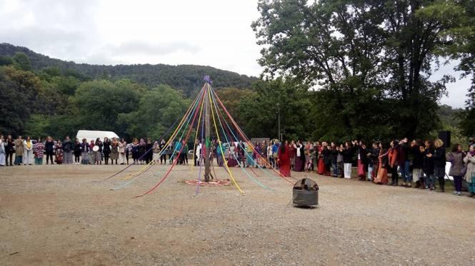 Festival Tierra de Lunas, Girona-España