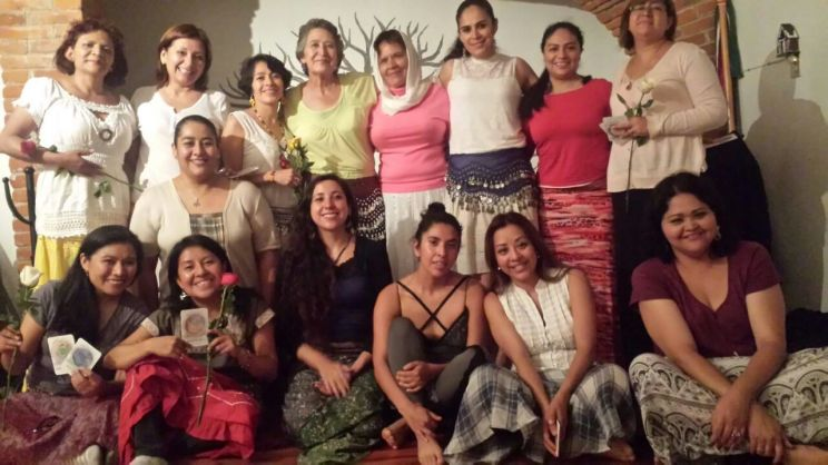 Círculo de sanación de la sexualidad ancestral, Ciudad de México