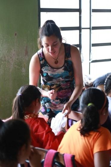 Talleres salud menstrual y educación sexual, Asunción- Paraguay