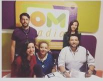 Entrevista en OmRadio, Puebla- México