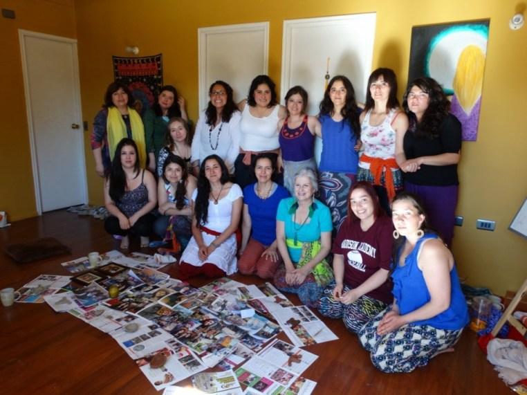 Seminario Sanación Femenina, Coyhaique- Chile