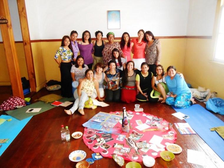 Seminario Sanación Femenina, Iquique- Chile