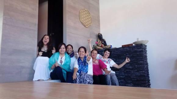 Taller renacer: Parirse a sí misma, Zacatecas- México
