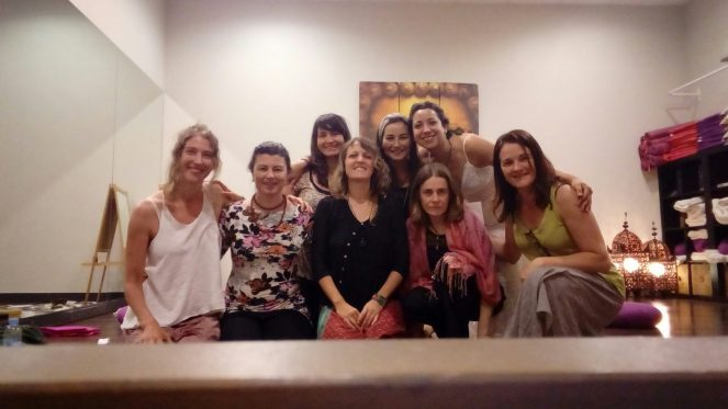 Taller sanación linaje materno, Bilbao- Turquia