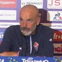 """Pioli: """"Vlahovic convocato contro l'Inter. Graiciar? Può andare in Primavera"""""""